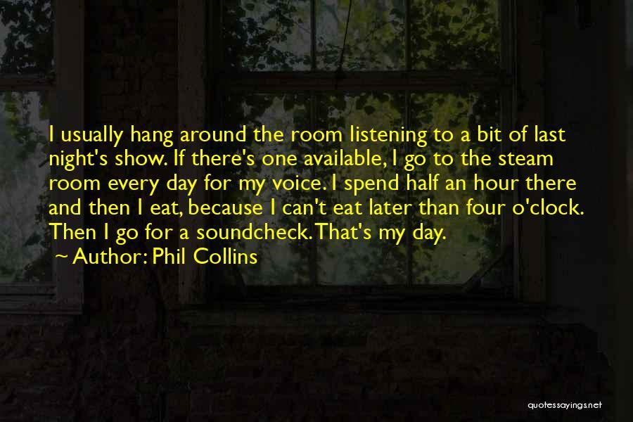 Phil Collins Quotes 404541