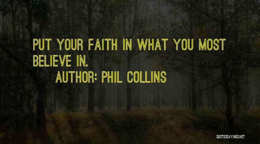 Phil Collins Quotes 503083