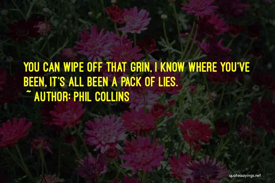 Phil Collins Quotes 549007