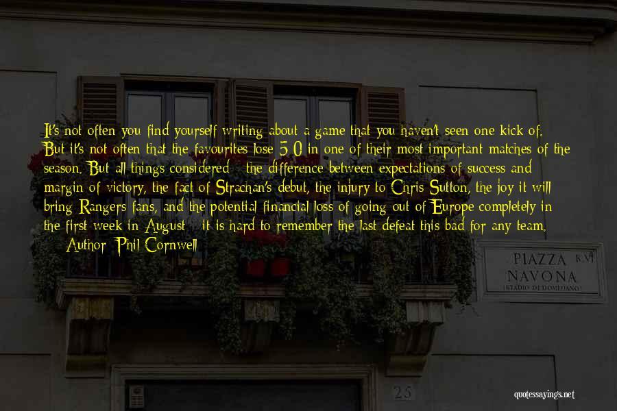 Phil Cornwell Quotes 1366873