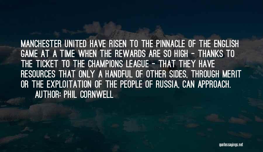 Phil Cornwell Quotes 2251460