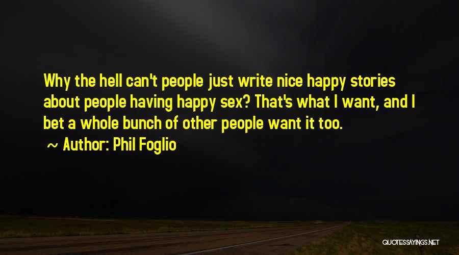 Phil Foglio Quotes 1961286