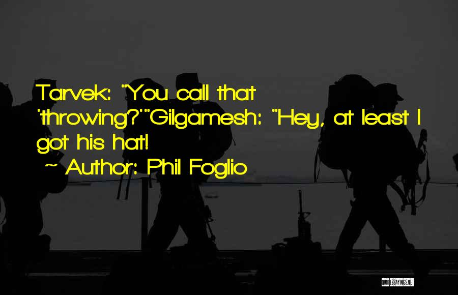 Phil Foglio Quotes 1982920