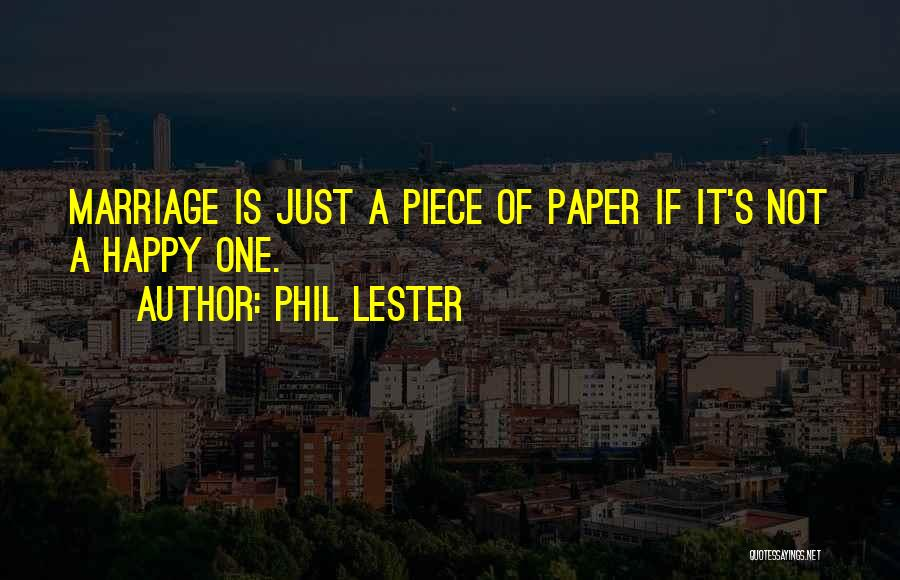 Phil Lester Quotes 223812