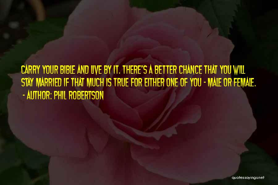 Phil Robertson Quotes 573210