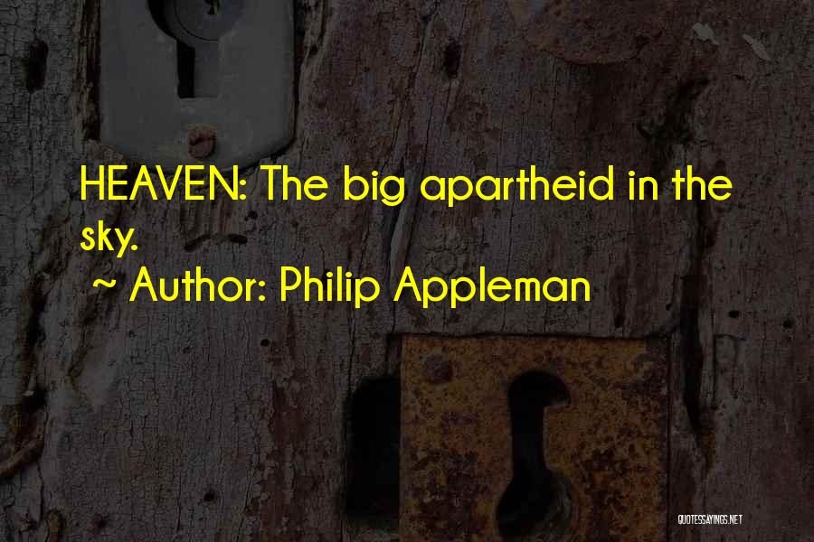 Philip Appleman Quotes 1748104