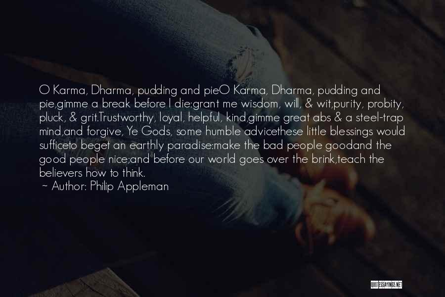 Philip Appleman Quotes 2177671