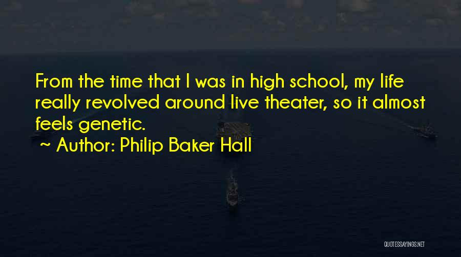 Philip Baker Hall Quotes 812311