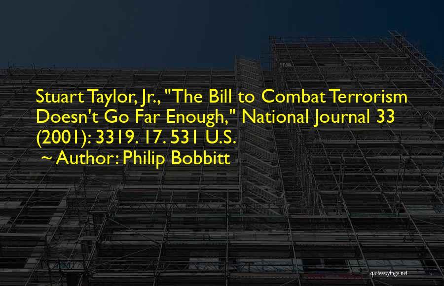 Philip Bobbitt Quotes 1476570