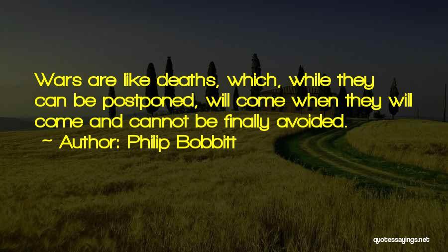 Philip Bobbitt Quotes 1867092