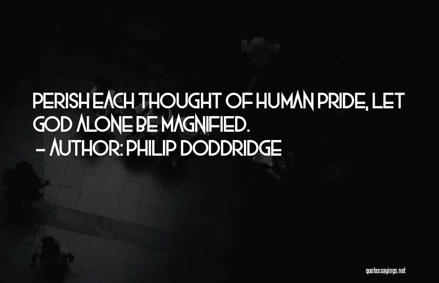 Philip Doddridge Quotes 1886221