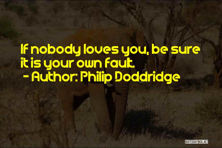 Philip Doddridge Quotes 345556