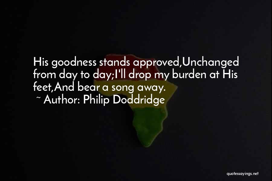 Philip Doddridge Quotes 681185