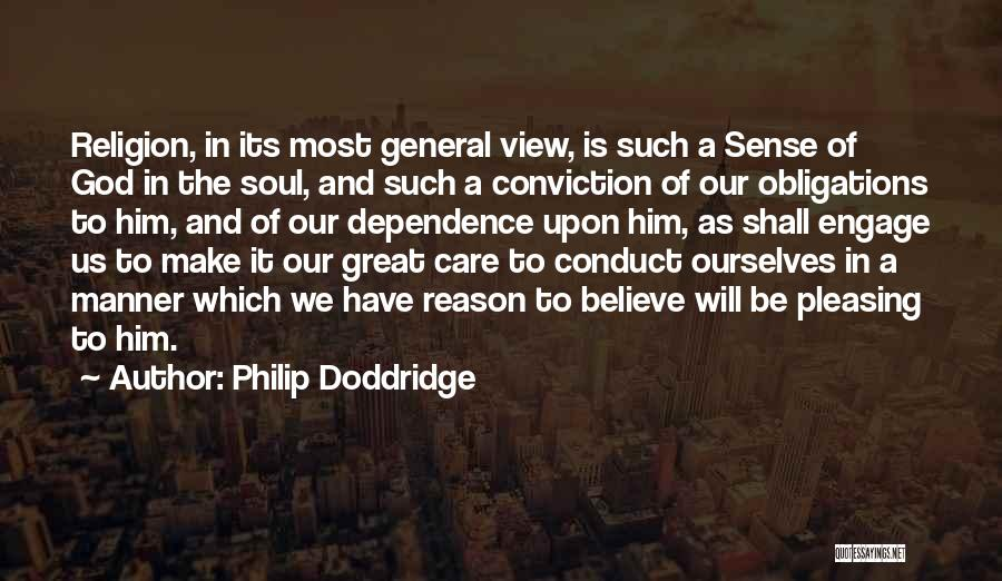 Philip Doddridge Quotes 98445
