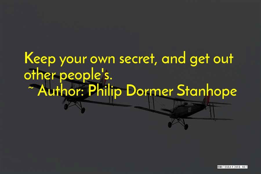 Philip Dormer Stanhope Quotes 1256575