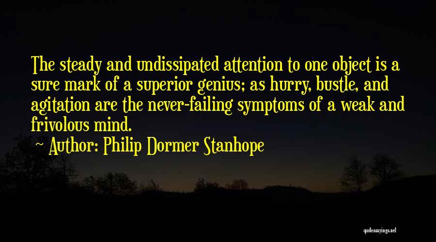 Philip Dormer Stanhope Quotes 1282649