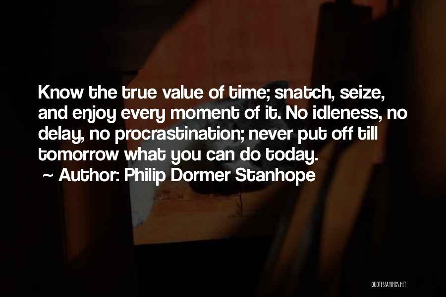 Philip Dormer Stanhope Quotes 1352164