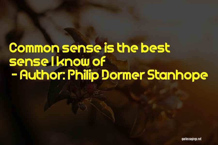 Philip Dormer Stanhope Quotes 1476685