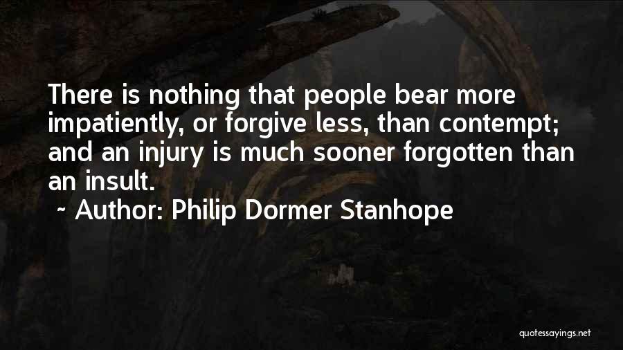 Philip Dormer Stanhope Quotes 1512494