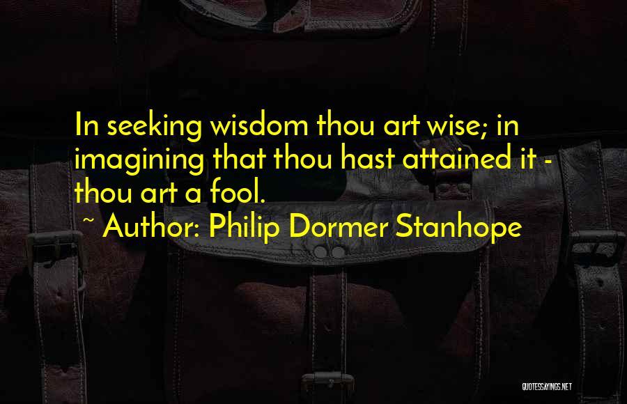Philip Dormer Stanhope Quotes 1656351