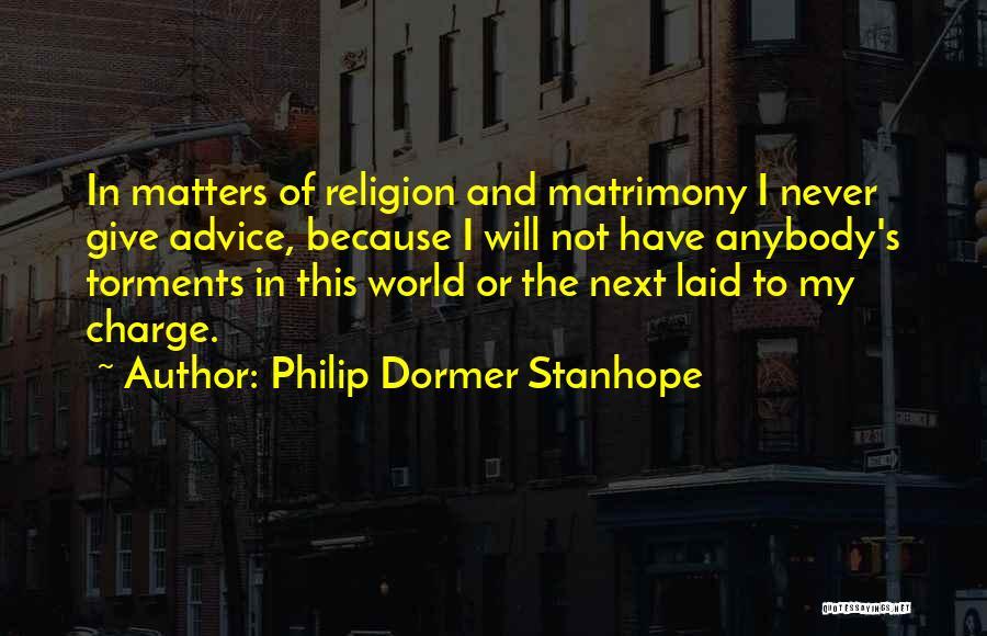 Philip Dormer Stanhope Quotes 1753807
