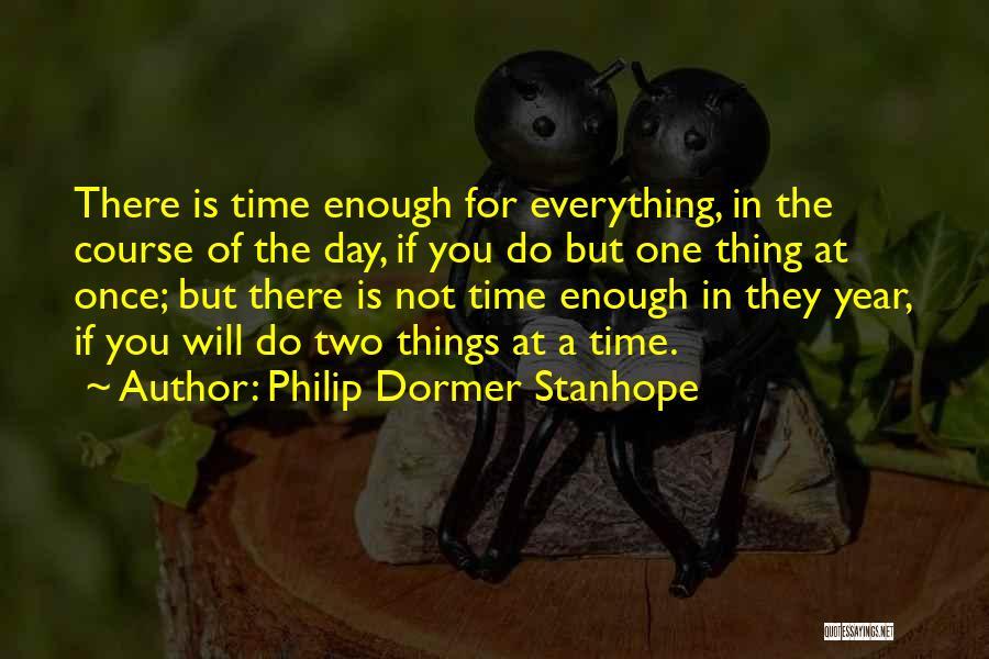 Philip Dormer Stanhope Quotes 1777919