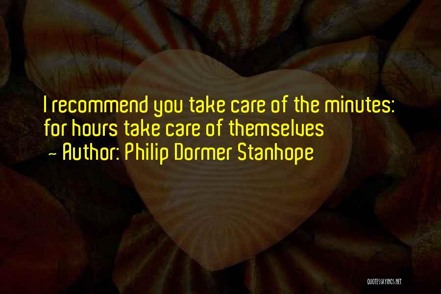 Philip Dormer Stanhope Quotes 2147141