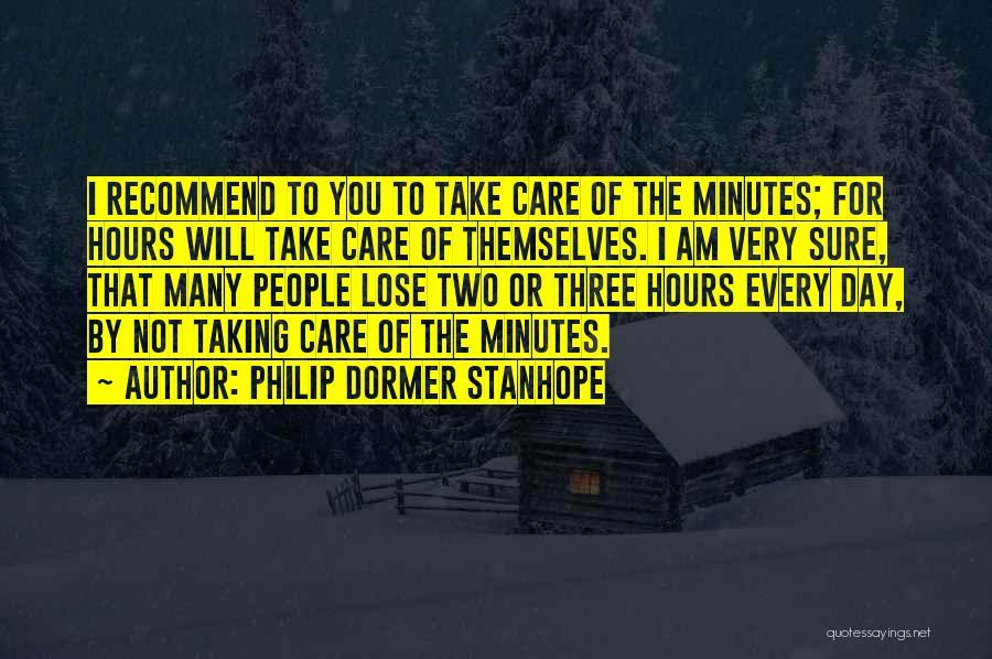 Philip Dormer Stanhope Quotes 219871
