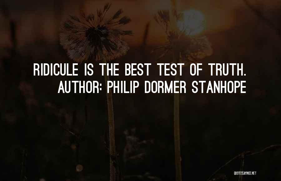Philip Dormer Stanhope Quotes 2249388