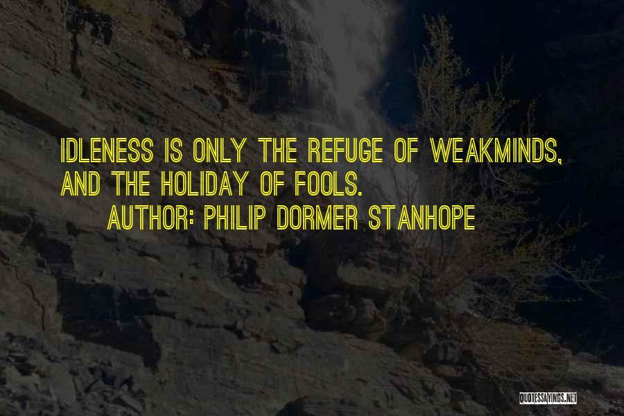 Philip Dormer Stanhope Quotes 247291