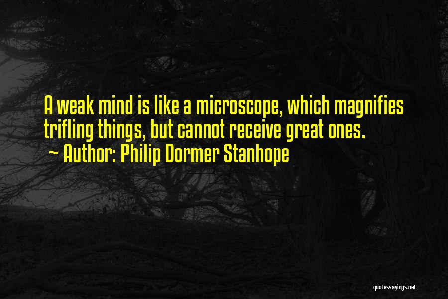 Philip Dormer Stanhope Quotes 285031