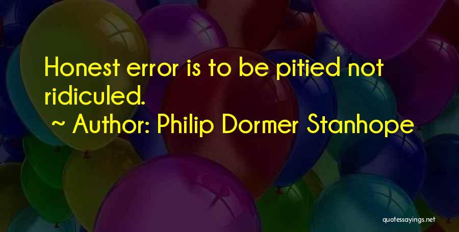 Philip Dormer Stanhope Quotes 369419