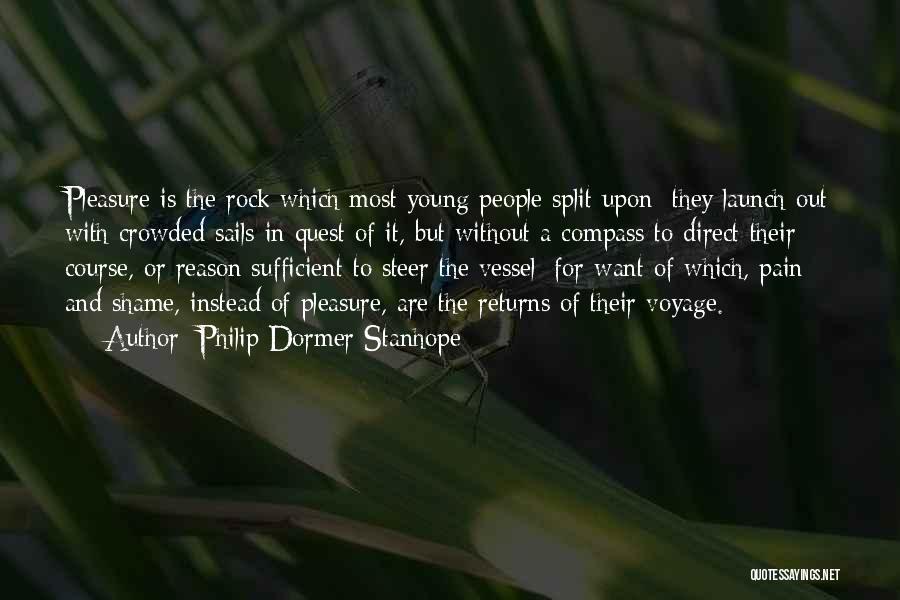 Philip Dormer Stanhope Quotes 734766