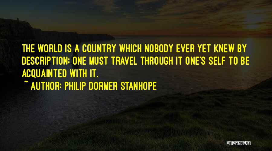 Philip Dormer Stanhope Quotes 792397