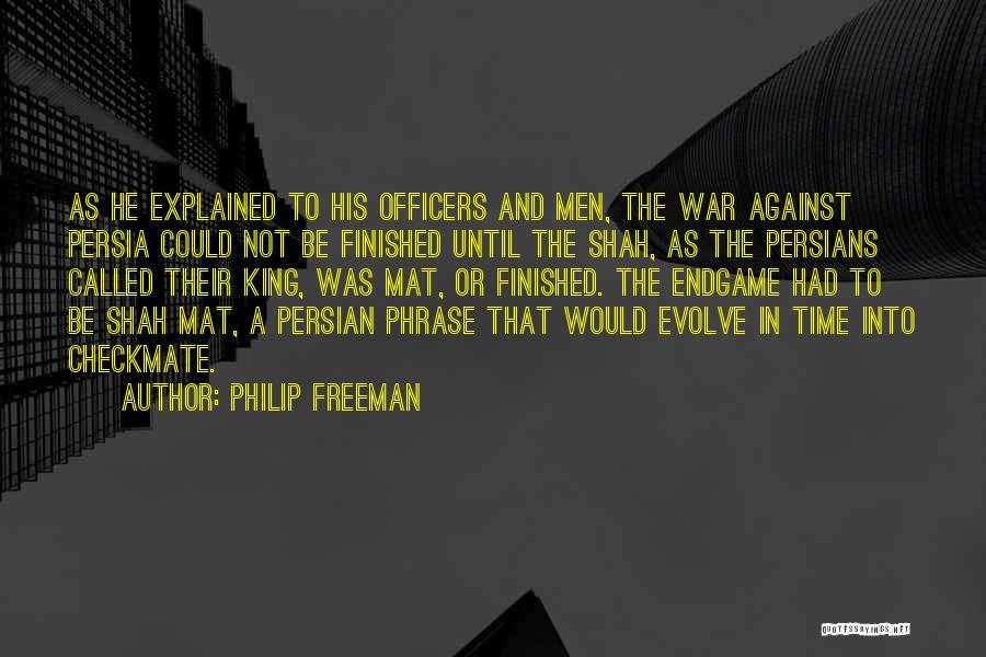 Philip Freeman Quotes 2010237