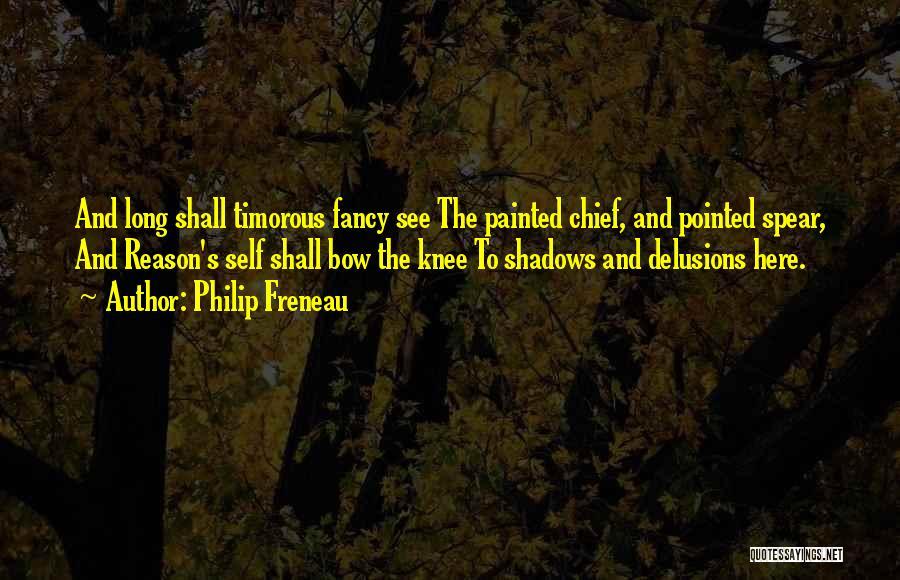 Philip Freneau Quotes 1238375