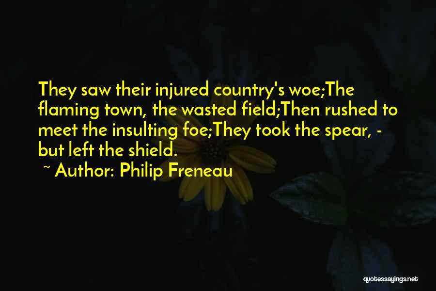 Philip Freneau Quotes 1928429