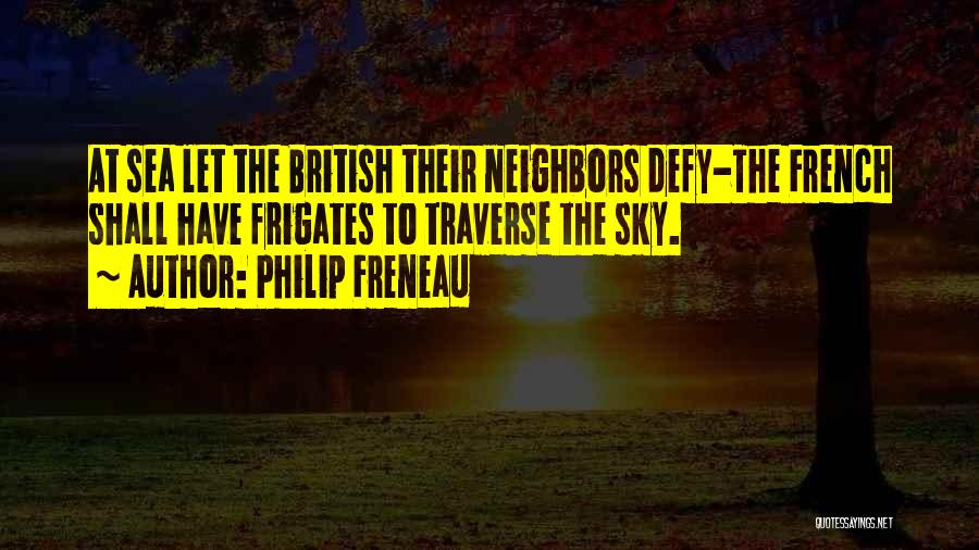 Philip Freneau Quotes 2175947