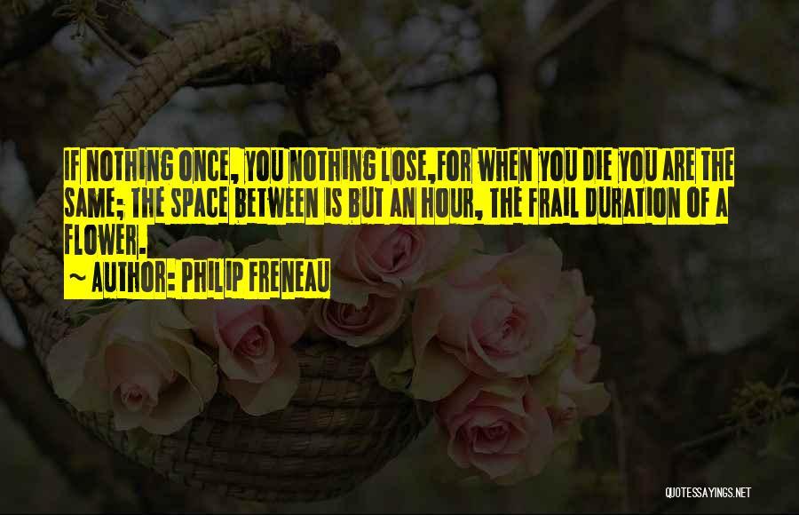 Philip Freneau Quotes 2242667