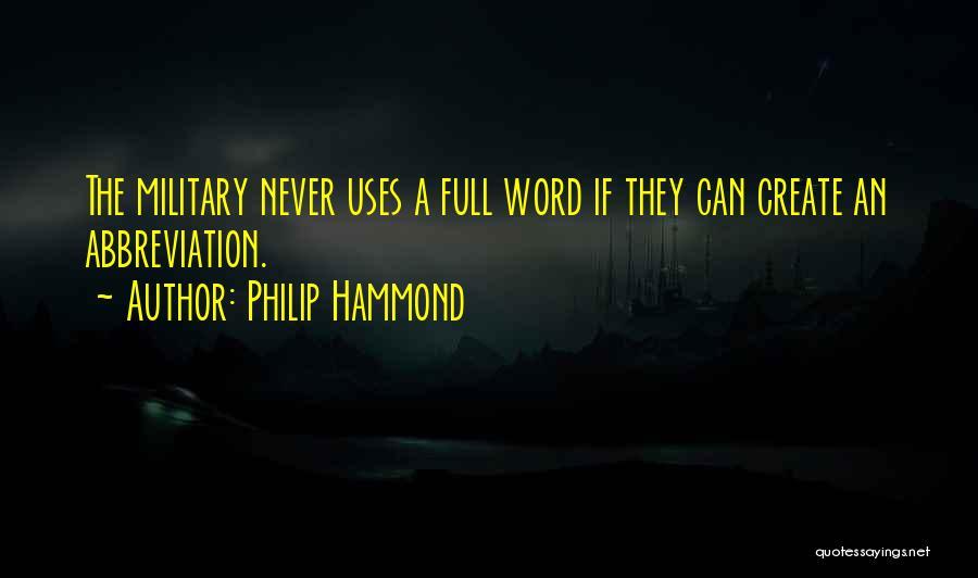 Philip Hammond Quotes 1266126