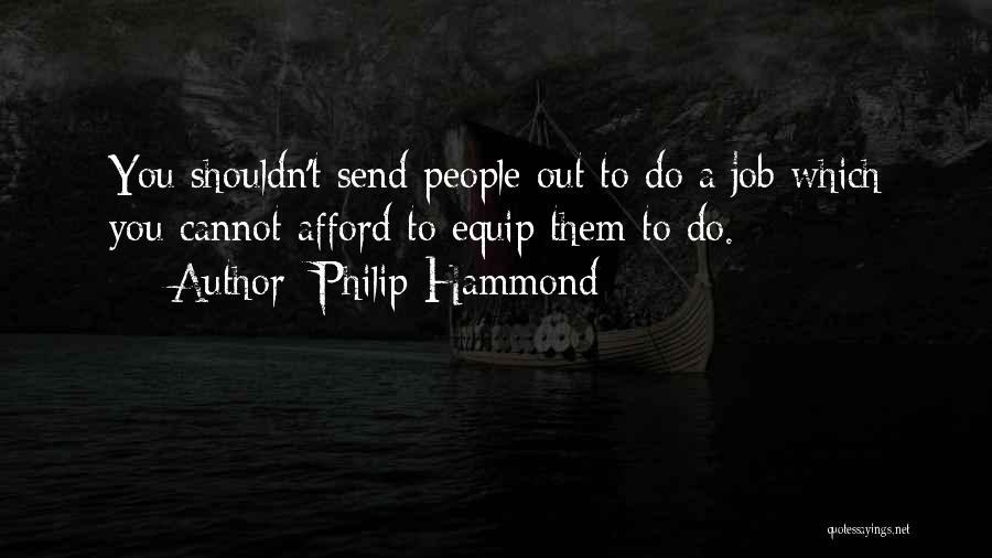 Philip Hammond Quotes 1299291