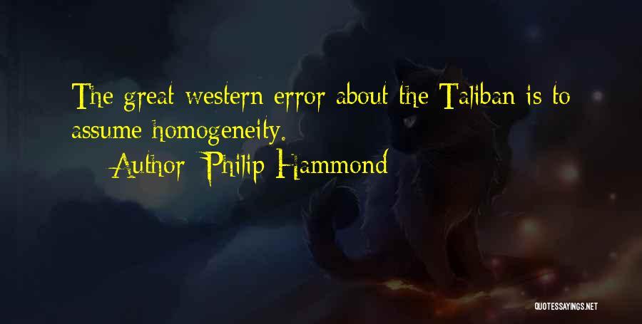 Philip Hammond Quotes 1738766