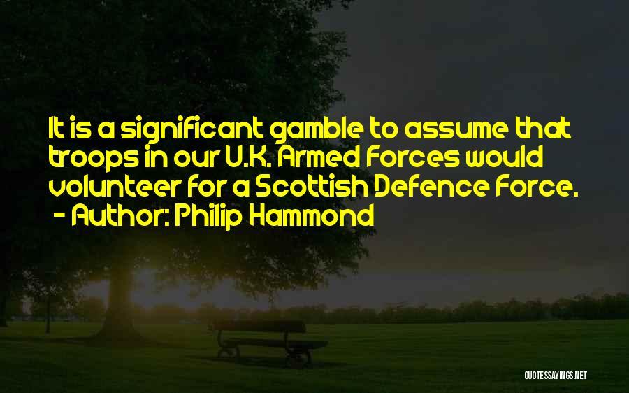 Philip Hammond Quotes 1874752