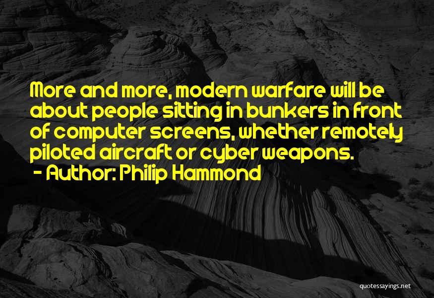 Philip Hammond Quotes 1890604