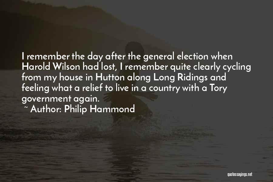 Philip Hammond Quotes 542193