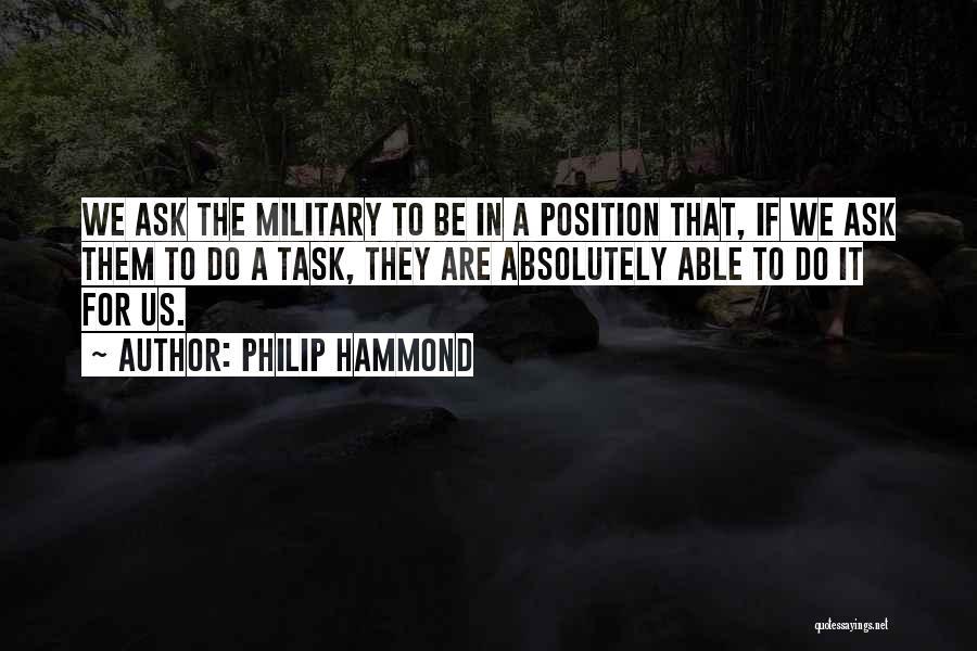 Philip Hammond Quotes 978121