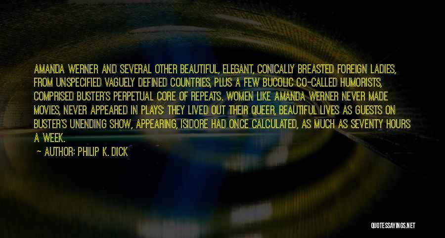Philip K. Dick Quotes 1139984