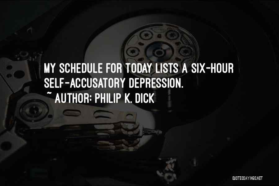 Philip K. Dick Quotes 1249047