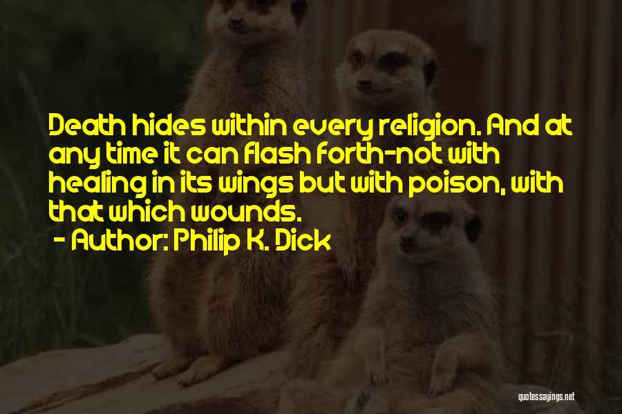 Philip K. Dick Quotes 1316160