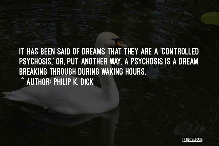 Philip K. Dick Quotes 1925265